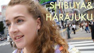 SHOPPING SPREE IN TOKYO (Shibuya&Harajuku) ► 初めて渋谷と原宿に行って買い物しすぎちゃった