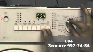 Ошибки стиральной машины Electrolux(, 2013-07-26T15:46:28.000Z)
