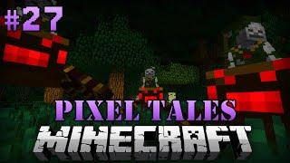 GRUSELWALD des TODES!! - Minecraft Pixel Tales #027 [Deutsch/HD]
