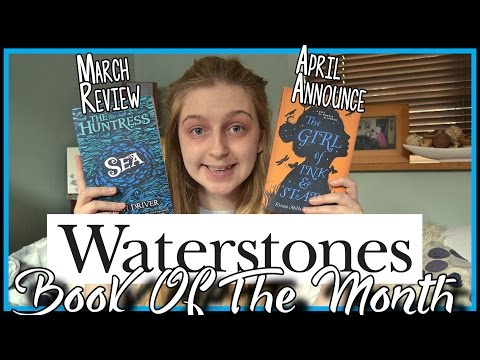 'Sea : The Huntress' Book Review | Waterstones March 2017 Childrens Book Of The Month