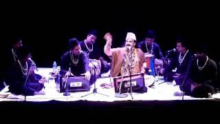 Sabri Brothers - Amjad Sabri - Live France 2012 - Man Qunto Maula - 2/9