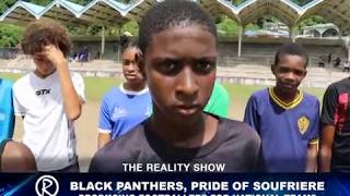 Black Panthers Club of Soufriere on CTV Part THREE