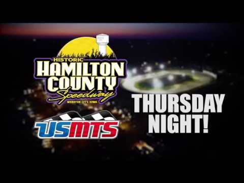 USMTS returns to Hamilton County Speedway 8/25/16