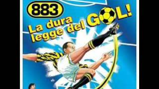 Watch 883 La Dura Legge Del Goal video