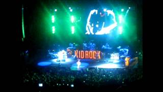 KID ROCK -- BAWITDABA -- VERIZON WIRELESS AMP - JULY 26, 2013