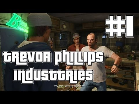 GTA V: Online Adventures: Ep.1 - Trevor Phillips Industries