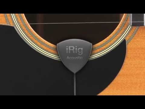 iRig Acoustic & AmpliTube Acoustic - Overview