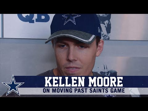 News Around The Lone Star State - Saints picked Cowboys' hand signals by studying Kellen Moore college tape