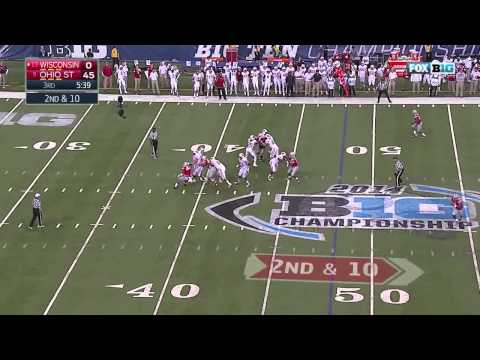 Drive-Thru: 2014 Big Ten Championship Game