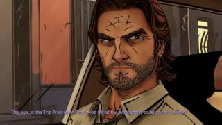 Telltale Games' The Wolf Among Us Episode 2 Part 1/ Interrogating the Dee