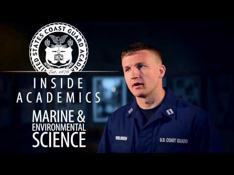 Inside Academics: Marine and Environmental Science