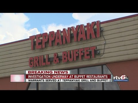 CALL 6: Police execute search warrants at two popular Indianapolis restaurants