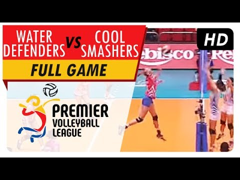 Water Defenders vs. Cool Smashers | Full Game | 4th Set | PVL Reinforced Conference | June 3, 2017