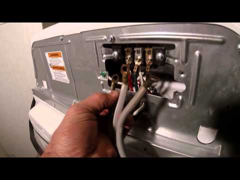 Changing A 4 Prong Dryer For A 3 Prong Outlet Easy