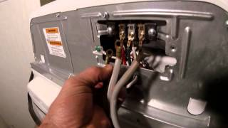 Video Changing a 4 prong Dryer for a 3 prong Outlet easy! download MP3, 3GP, MP4, WEBM, AVI, FLV Juli 2018