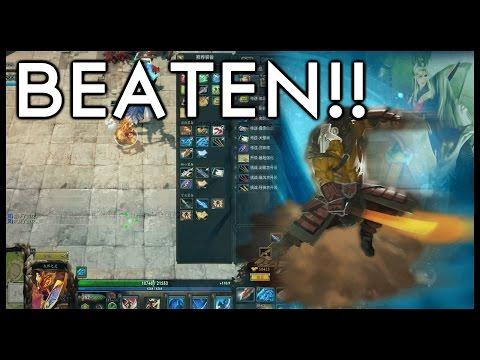 Dota 2 | BEATING KING WENS LEGEND-HERO!!