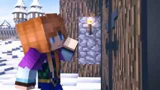 Холодное Сердце - Minecraft Прикол