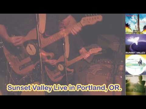 "Sunset Valley - ""Solid Goldmine"" HD (Live In Portland, OR)  2011"