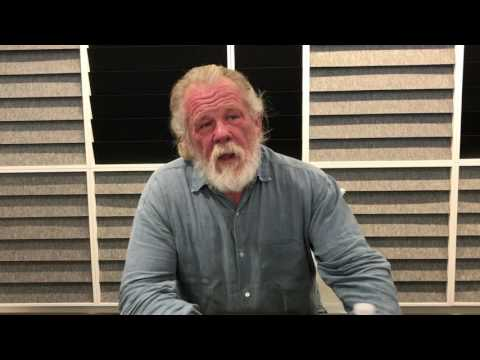 Nick Nolte 'Graves' chats playing worst U.S. President in the age of Donald Trump