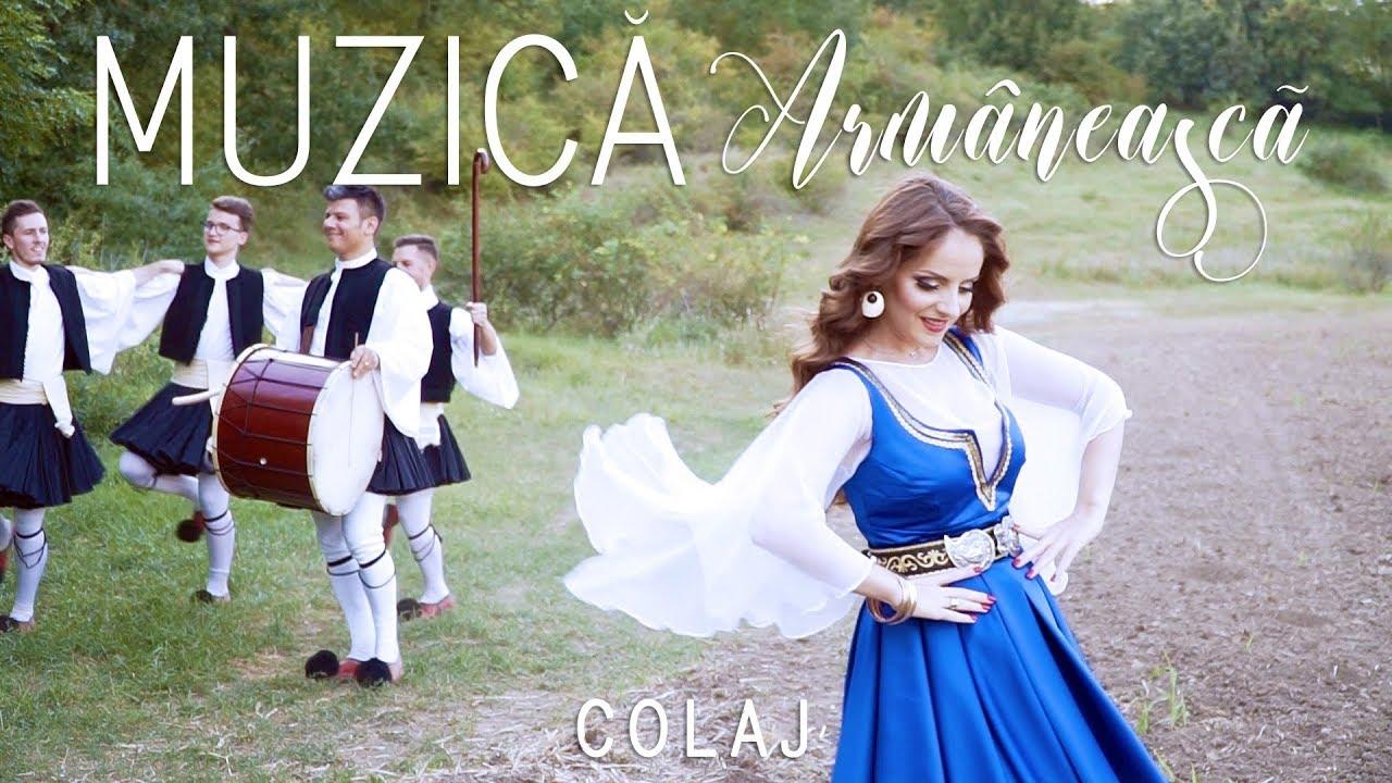 VERONA ADAMS - Colaj Muzica Armaneasca - Solista muzica populara nunti