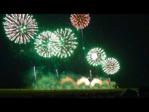 Fireworks Display Australian International Airshow 2017