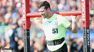 The CrossFit Games - Individual Strongman's Fear