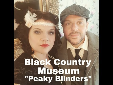 Peaky Blinders Night at Black Country Living Museum