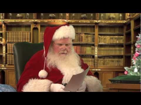 Santa's sharing letters... is he reading yours? Episode 5