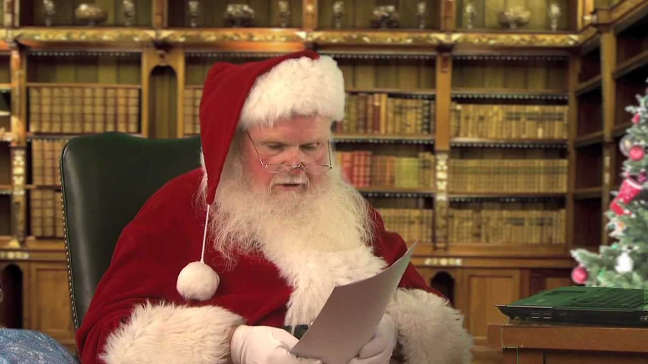 letters to santa 2011 santa s letters is he reading yours episode 5 9250
