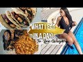 WHAT I EAT IN A DAY #1 TO LOSE WEIGHT |10 MINUTE QUICK & EASY MEALS| CALORIES INCLUDED