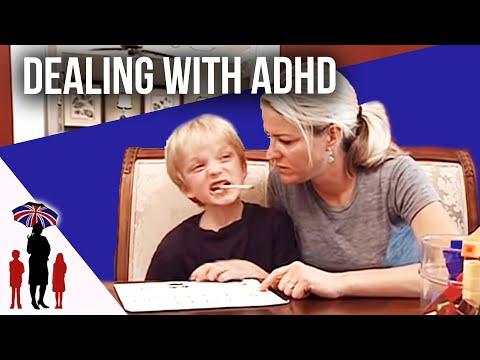 Reward System Helps Boy's ADHD | Supernanny