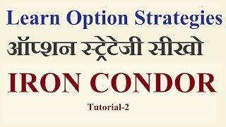 Learn Option Strategies   Iron Condor   in Hindi