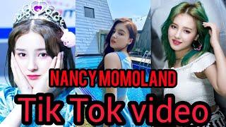 Nancy momoland most viral Tik Tok video    Nancy hottest Tik Tok video