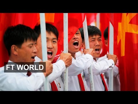 N Korean rally shows totalitarian zeal | FT World