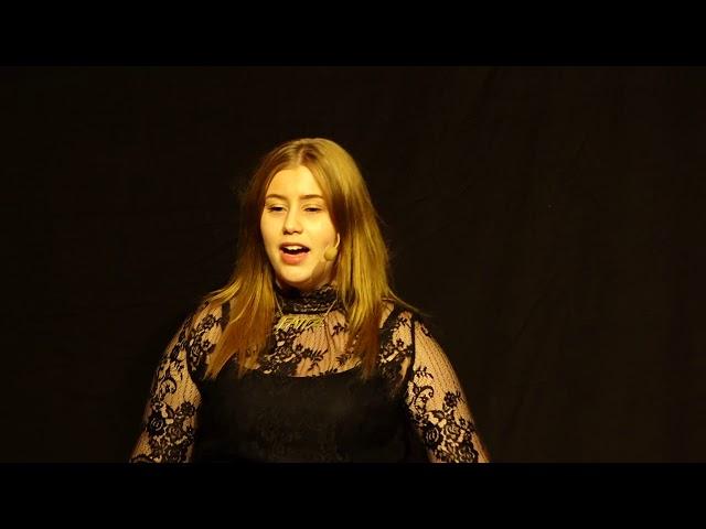 Jag brinner! | Sarah Olofsson | TEDxYouth@Sundsvall