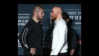 ADVICE to Muslim Khabib Nurmagomedov Confrontation UFC [BIG FIGHT]