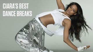 Video Ciara's Best Dance Breaks download MP3, 3GP, MP4, WEBM, AVI, FLV Juli 2018