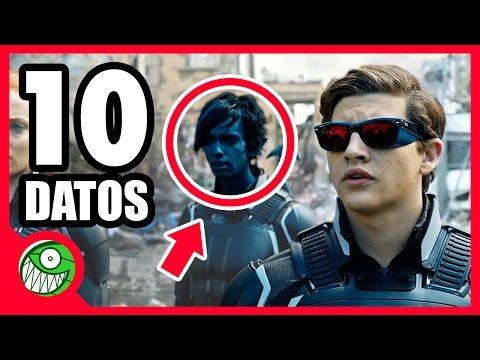 10 curiosidades de X-MEN: APOCALIPSIS