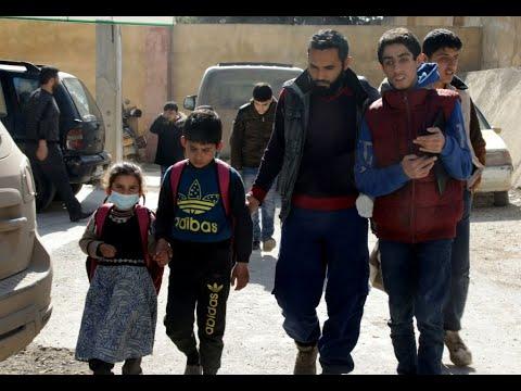 75 في المئة من اللاجئين السوريين قد يعانون من أعراض نفسية خطرة  - نشر قبل 22 ساعة