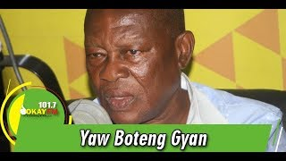 Download Nana Addo Will Continue To Be President If...................- Yaw Gyan Mp3 and Videos