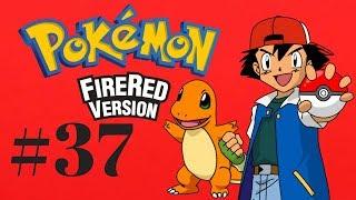 Pokemon Fire Red #37 de elite 4 verslaan (of nee toch niet)