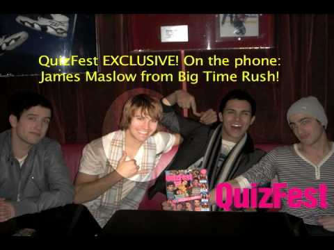 Big Time Rush Quiz - Quiz Television
