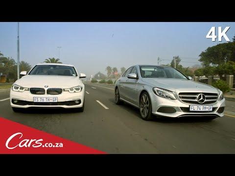 BMW vs Mercedes - Hybrid vs Hybrid - Electric Range Challenge