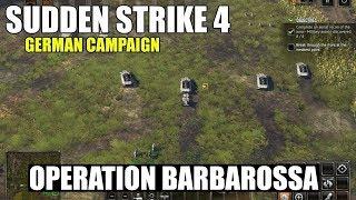 Sudden Strike 4 | German Campaign | Operation Barbarossa