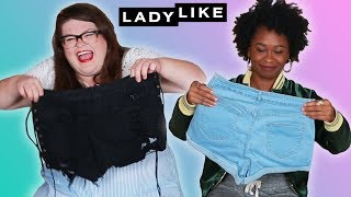 We Bought Shorts From Amazon • Ladylike