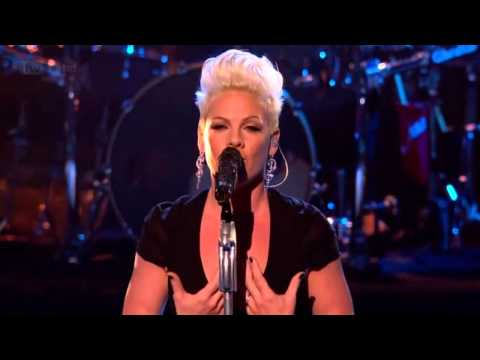 P!nk ,HD, Who Knew,  The X Factor Uk 2012,HD 720p