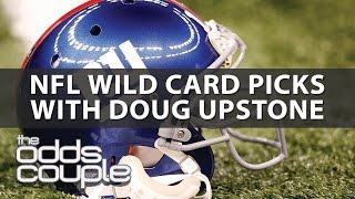 NFL Wild Card Picks   Odds Couple   Top Dogs And False Faves