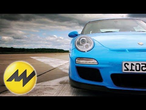 Porsche 911 GT3: Drift-Orgie mit Patrick Simon