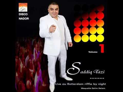 Saddiq Tazi 2014 CD2  Mani shem Gayefegh, a MAYME, dOUNYA & Mani Mani