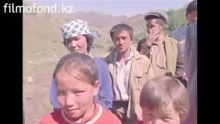 Смотреть Алма-Ата, Панфиловский район, Жаркент, Коныролен, 1991 год онлайн